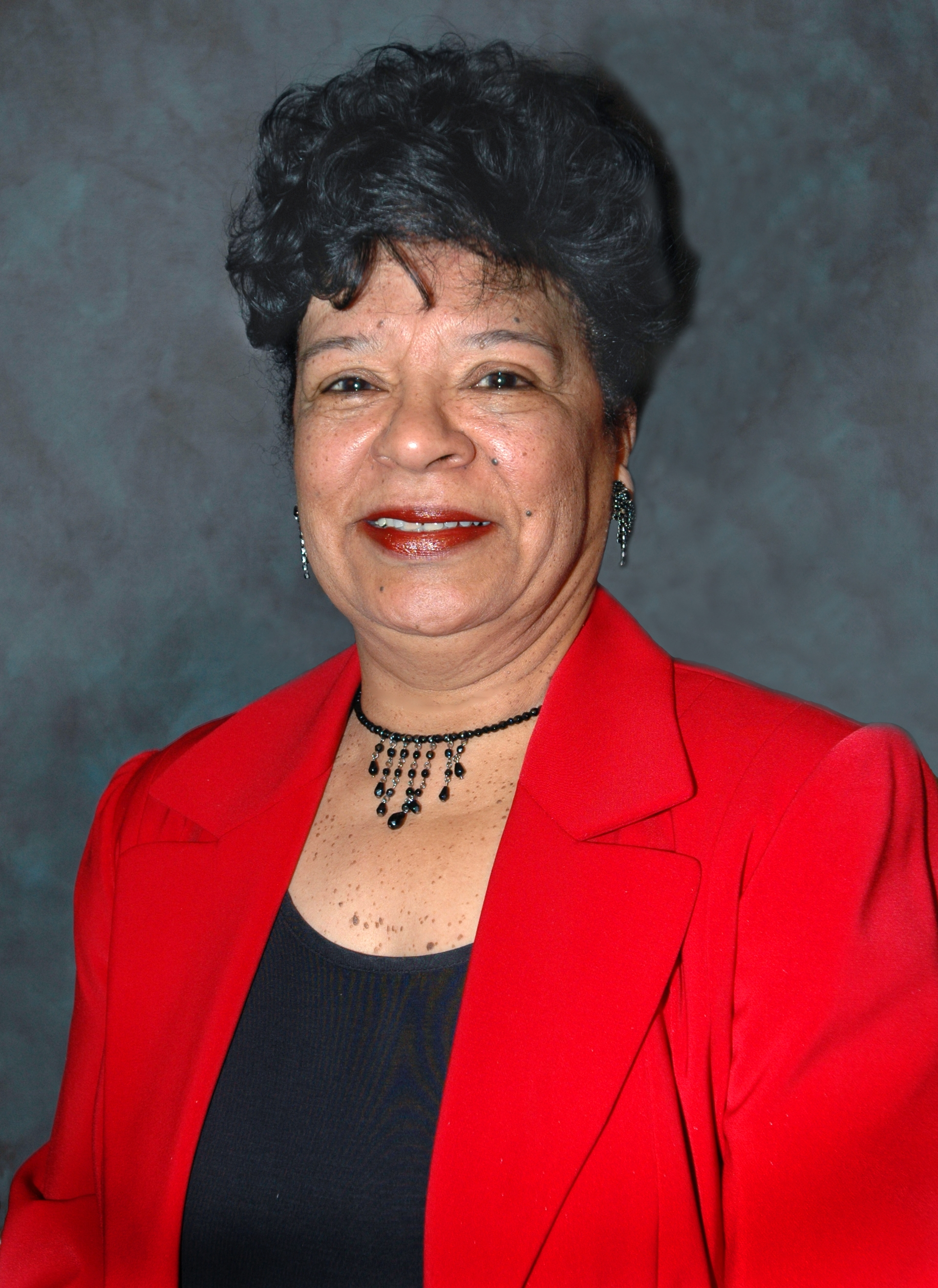 Luvertha August Councilwoman