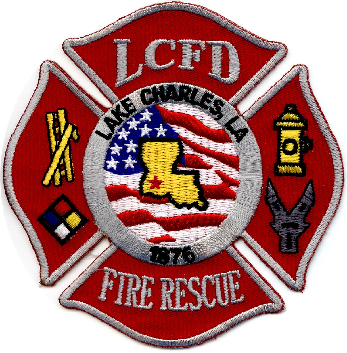 Lake Charles Fire Department