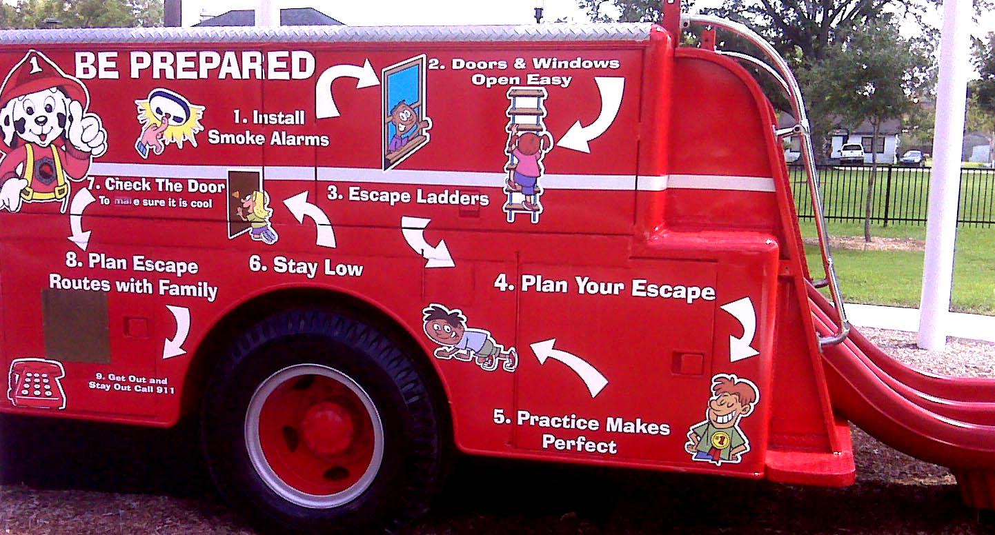 Fire Truck Park