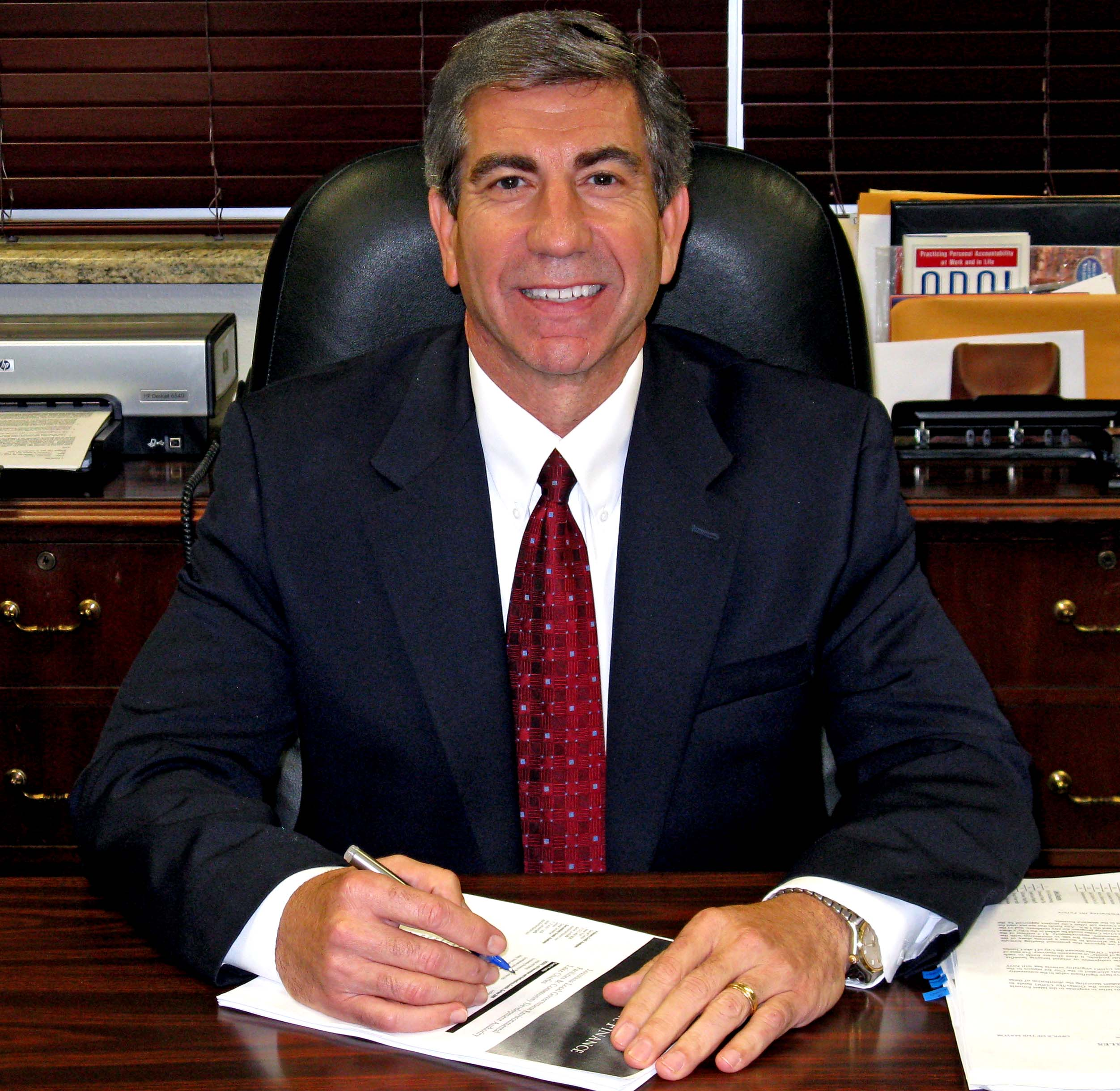 John Cardone, Jr. City Administrator