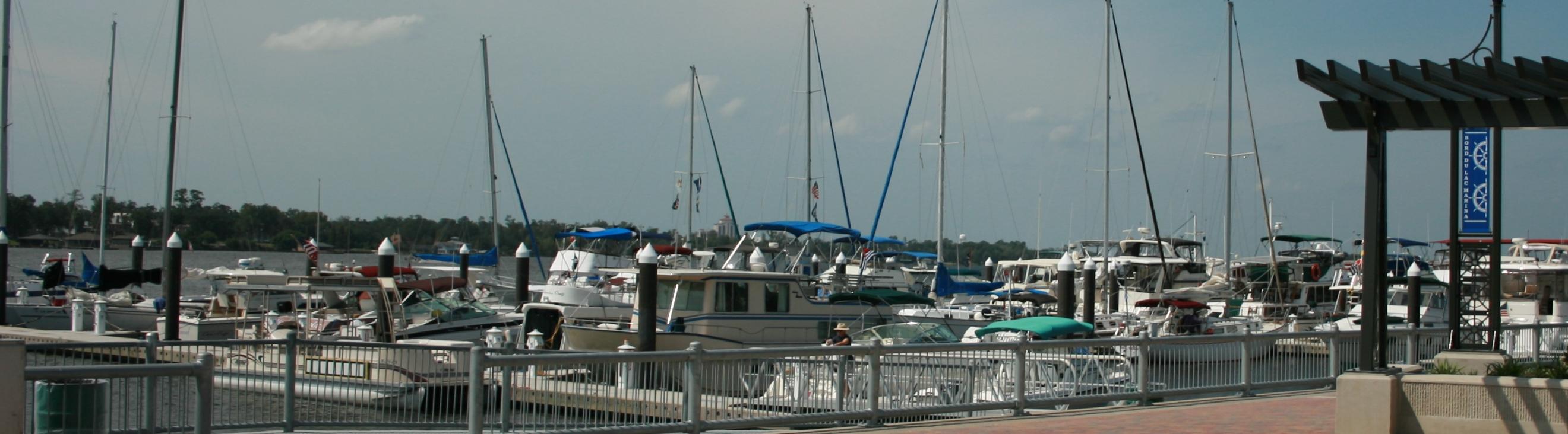 Bord du Lac Marina