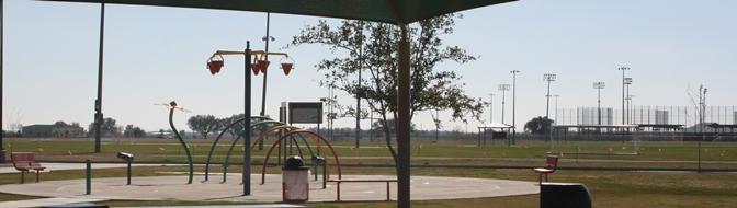 Ward 3 Spray Park and Fields