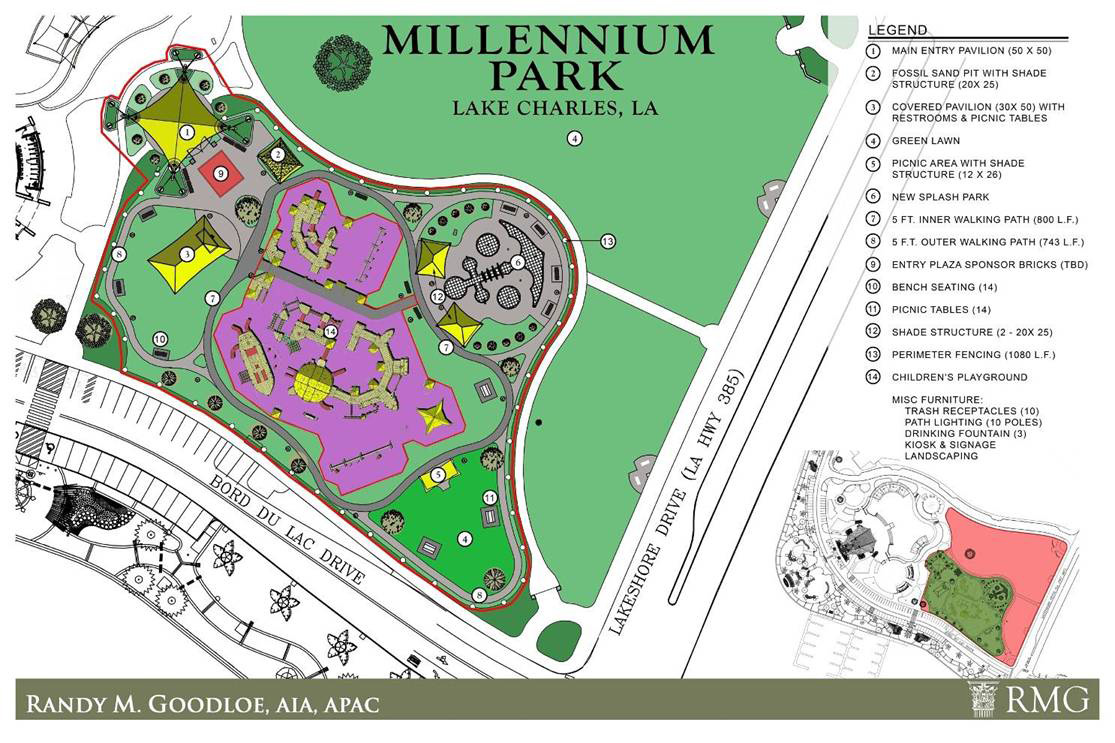 Millennium Park Phase II
