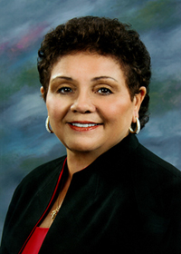 District A Councilwoman Mary Morris