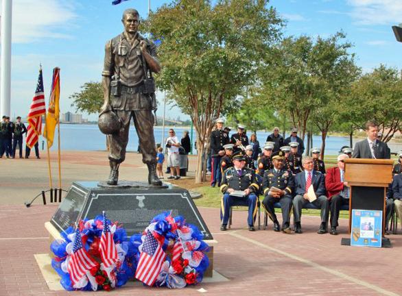 First Lieutenant Douglas B. Fournet Memorial