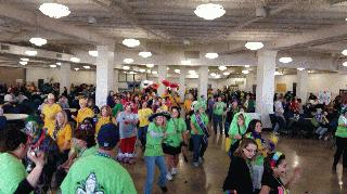 Gumbo Cook-off 2015 Exhibition Hall