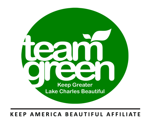 Team Green Keep America Beautiful