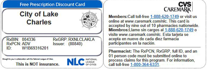 nlc prescription card - Free Prescription Card