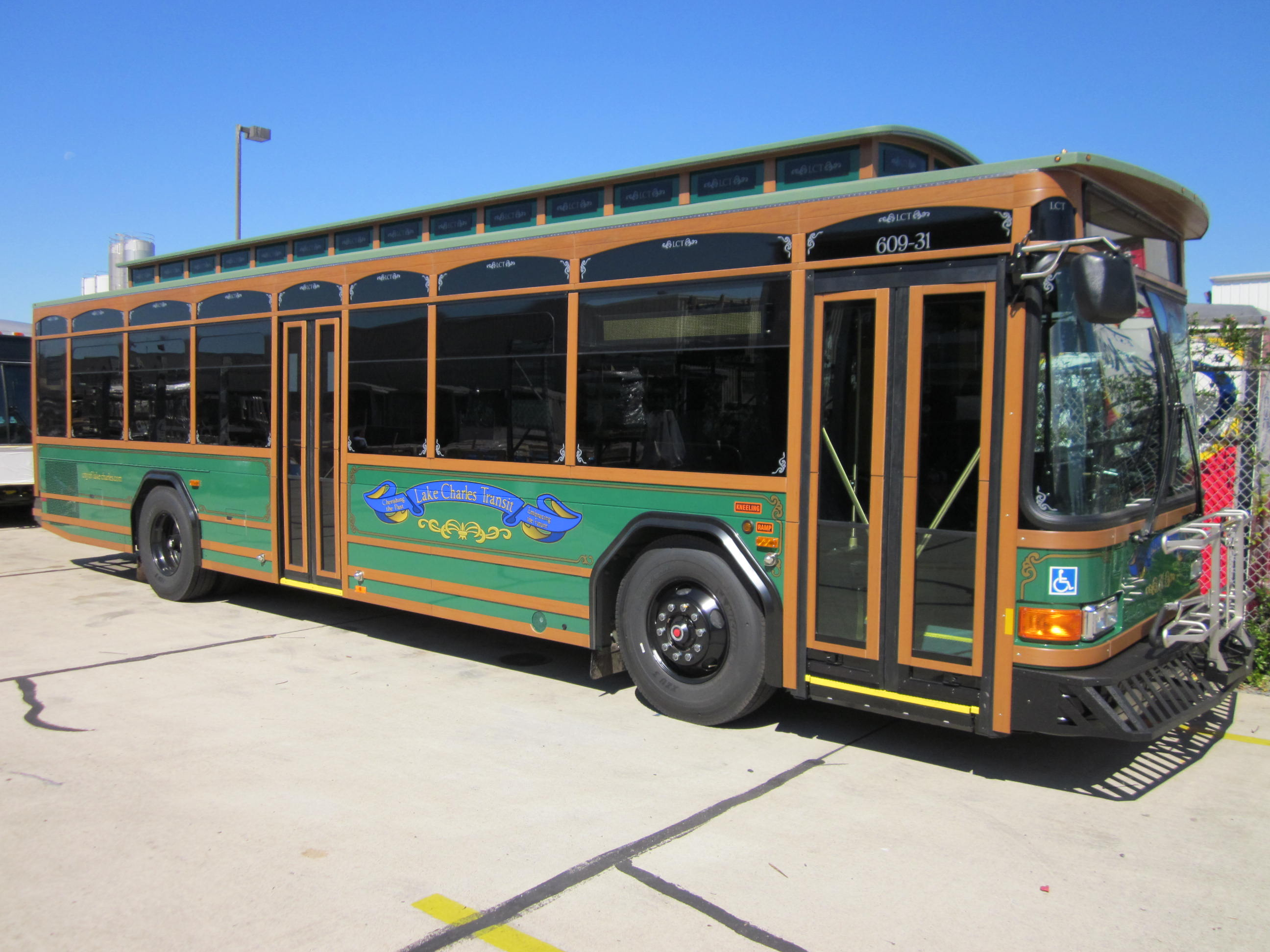 Lake Charles Conducting Public Engagement Event for Transit System