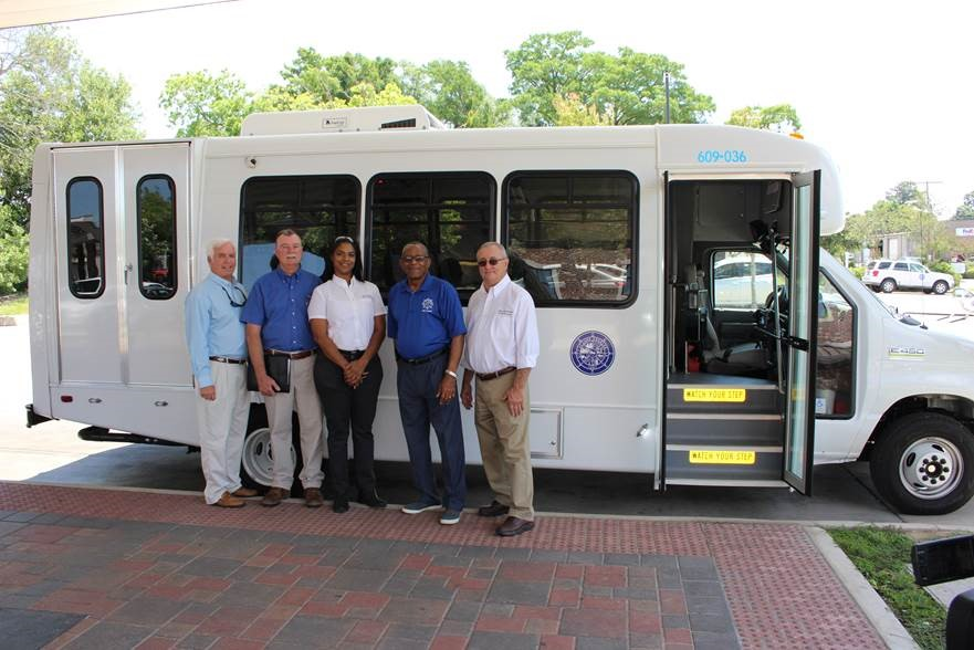 City of Lake Charles Adds Propane-Powered Transit Buses to its Fleet