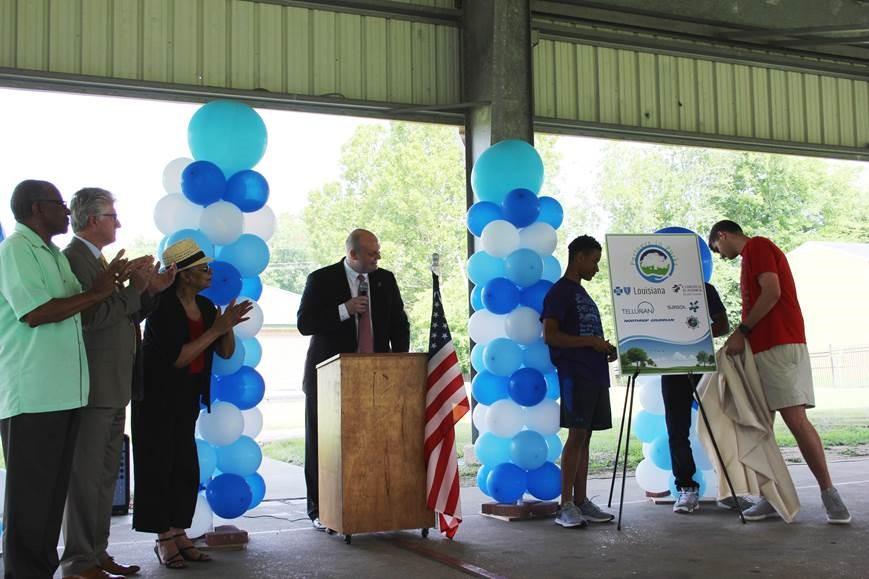 Mayor Hunter Launches
